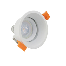 Recessed LED Spot Light Fixture for Module MR16 GU10