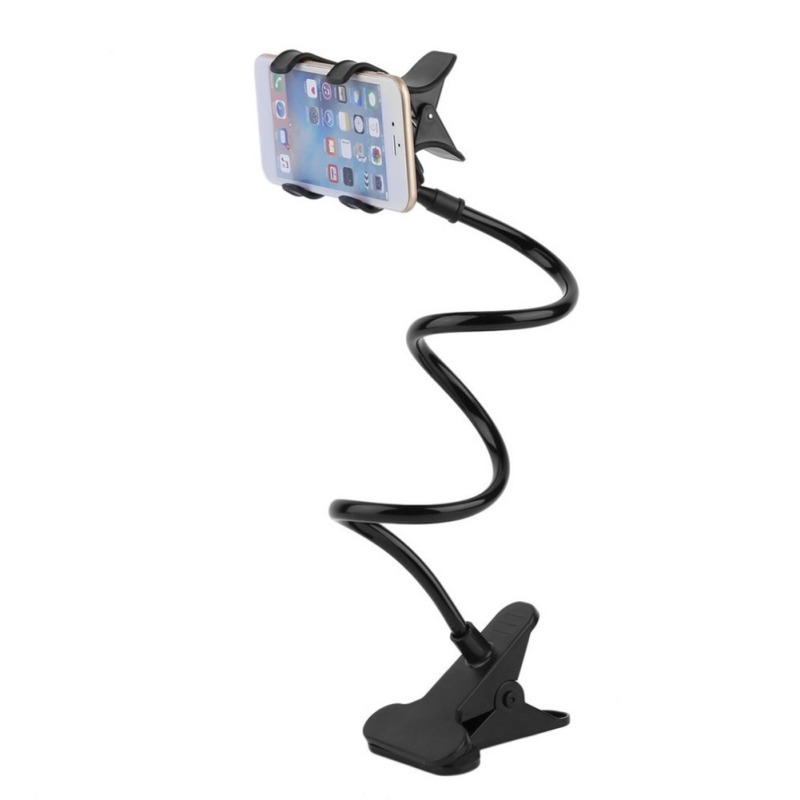 360 Degree Mobile Phone Holder For iPhone Xiaomi Huawei Mobile Lazy Necklace Bracket