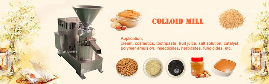 Electric ketchup chili paste grinding organic malaysia sesame peanut butter grinder tahini paste shea butter machine