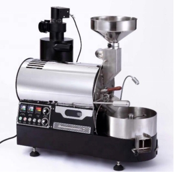 1kg small coffee roaster propane gas coffee roaster mini coffee roasting machine