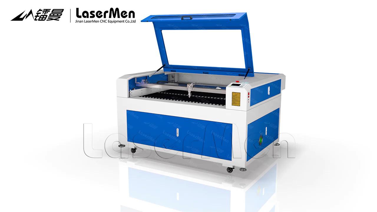 180 W CO2 Laser/1390 Máy Cắt Laser/Thiết Bị Cắt Bằng Tia Laser Và Máy Khắc