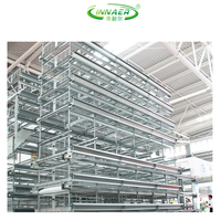 INNAER Poultry factory chicken layer cage in turkey