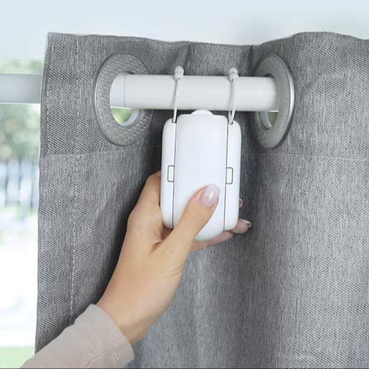 CurtainBot Bot Curtain smart curtains robot SwitchBot auto curtains remote