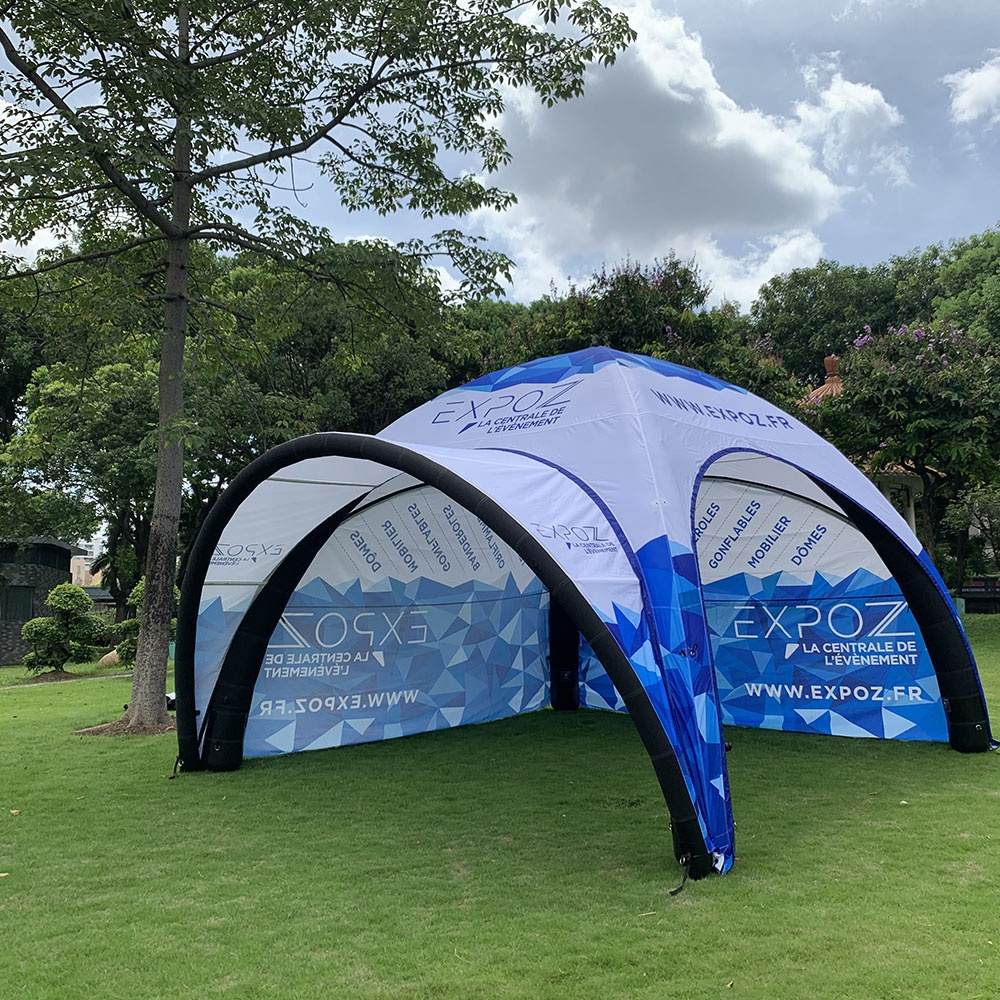 Inflatable Dome Tent, advertising Dome tent//