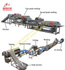 Industry used vegetable and fruit processing machine