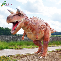 Kawah Realistic Animatronic Model Other Amusement Park Product for Sale