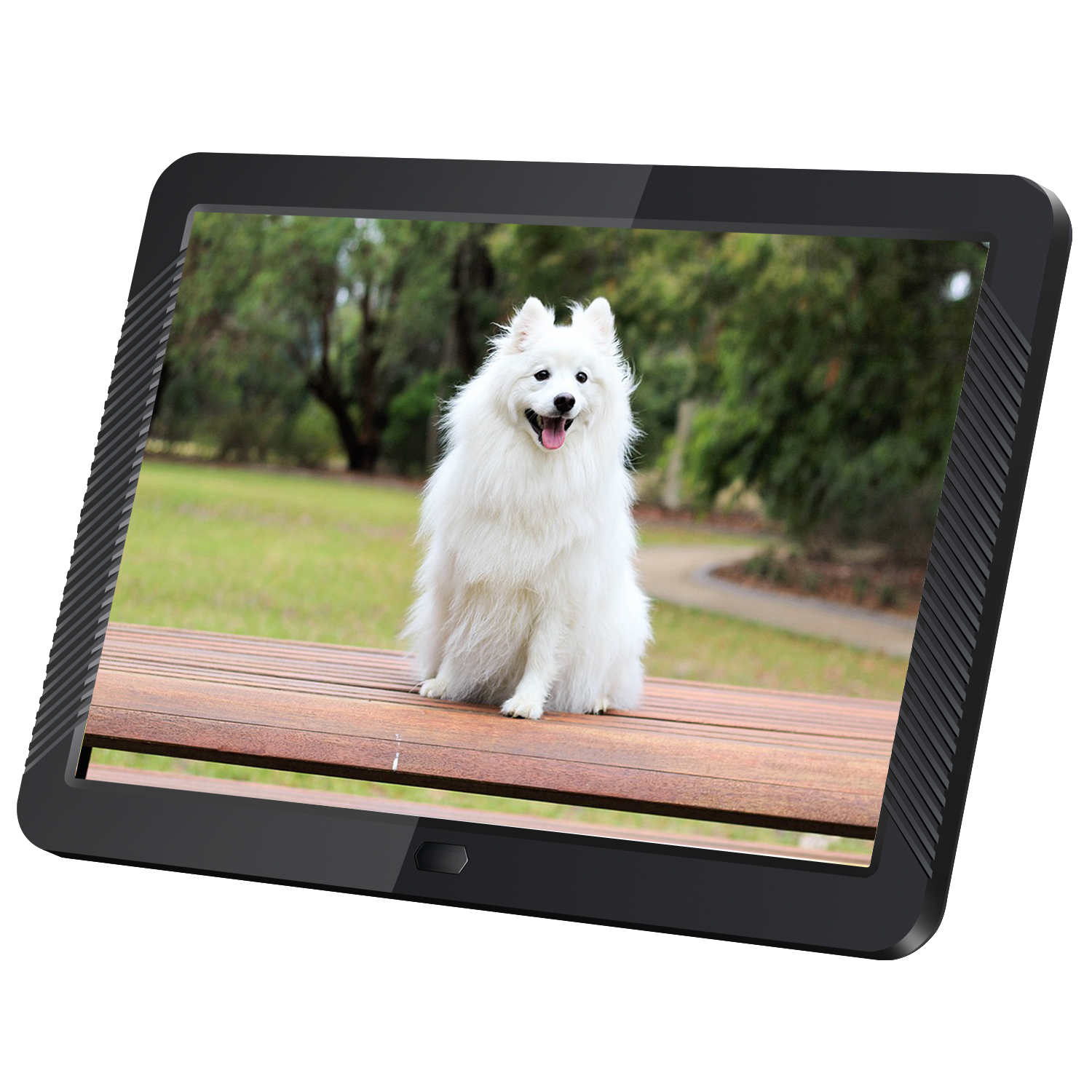 auto slideshow 8 inch white IPS display hd digital picture album 1280*800
