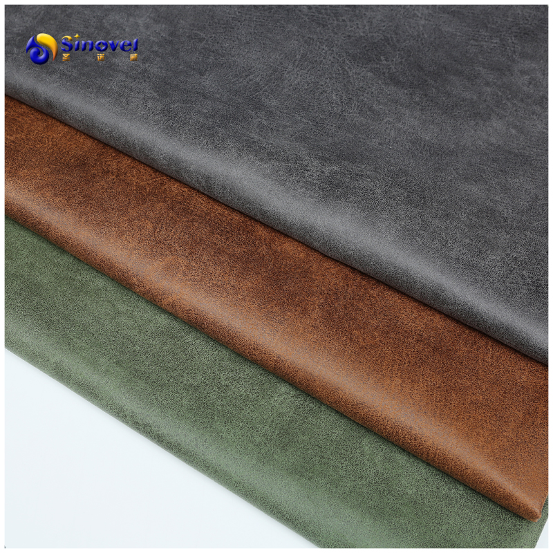 2020 latest new cheap price 290gsm suede raw material sofa cover fabric