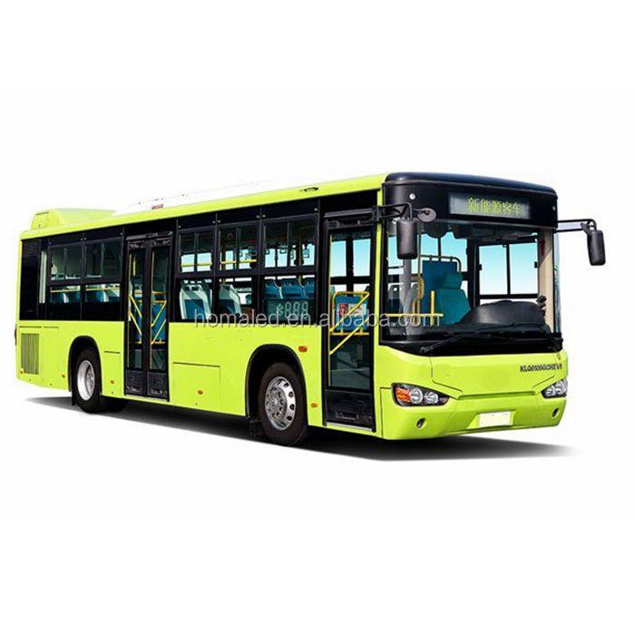 Fábrica nova 10m ônibus 12m público de ônibus da cidade de ônibus elétrico puro
