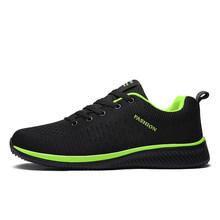 Мужские кроссовки, модные повседневные дышащие мужские кроссовки, прогулочные черные теннисные туфли(Китай)