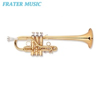 High grade Eb/D key Trumpet (JTR-510)