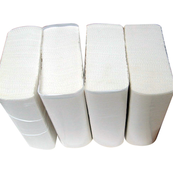 Hot Sale Cheapest price multi fold good quality embossed paper hand towel, hand tissue paper, N Fold towel paper tissue