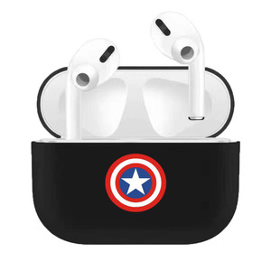 Cartoon Wireless Charging Shockproof Earpod Cover Case For Apple AirPods Pro 3 for Airpods3