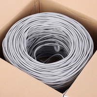 Promotion Waterproof Sftp Cat 5 cat6 manufacturer Outdoor Cable Network Cable Cat6