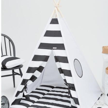 Mode <span class=keywords><strong>Kinderen</strong></span> Speelhuis Indian Star Camping Hout 4 Polen Katoenen Canvas Doek <span class=keywords><strong>DIY</strong></span> kids teepee tent B-BA023