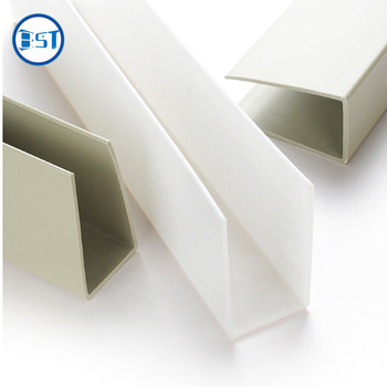Plastic PVC U Channel