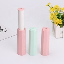 Fabricante profissional Lint Poeira <span class=keywords><strong>Rolo</strong></span> Carry Viagem Folding Reutilizável Mini Lint Roller