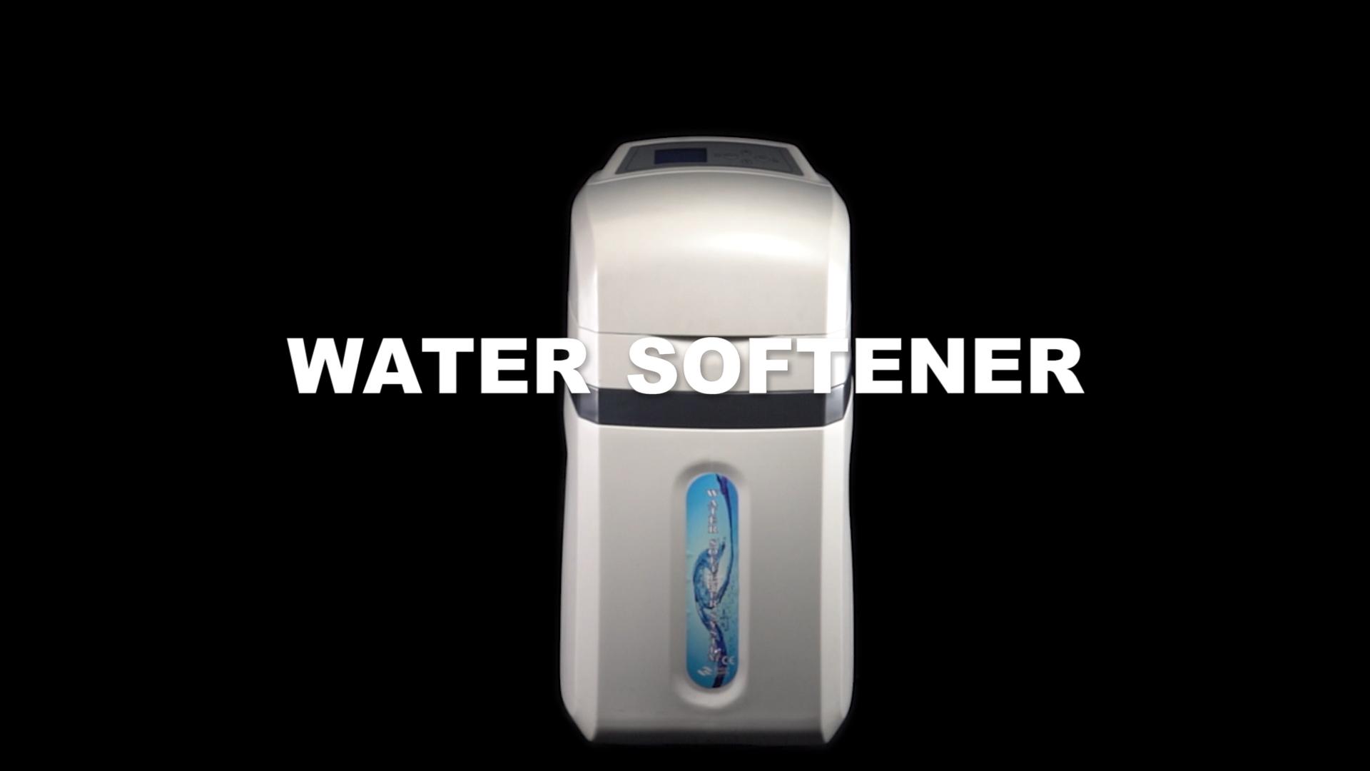 big flowrate domestic water softeners for luxury washing