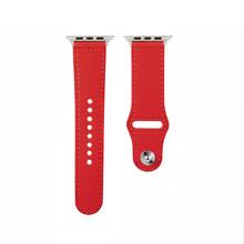 Кожаный ремешок для iwatch band 42 мм 38 мм 40 мм 44 мм для apple watch band 44 мм 38 мм 40 мм 42 мм correa для apple watch 5(Китай)