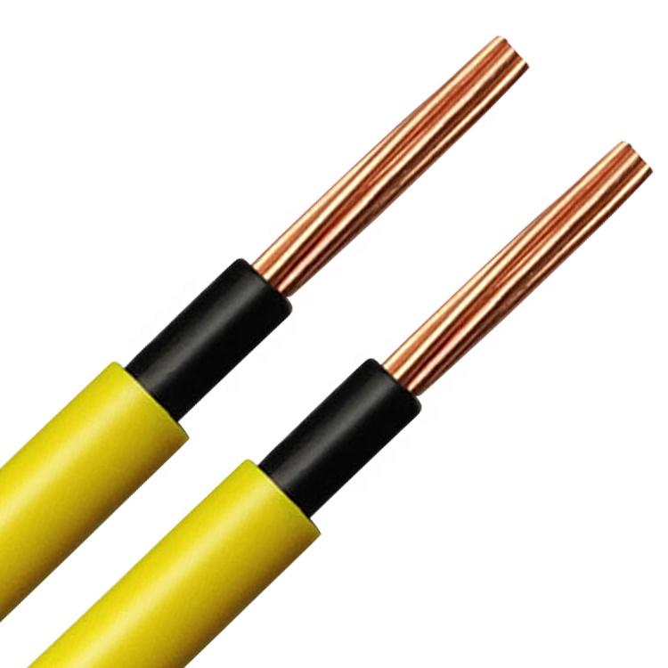 Encuentre el mejor fabricante de cable insulado de cobre y