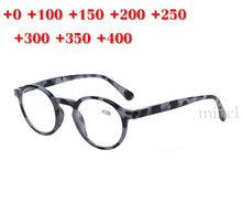 Солнцезащитные фотохромные очки для чтения для женщин и мужчин прозрачные очки сексуальные леопардовые круглые очки компьютерные очки Пре...(China)