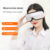 Hot Selling 180 Folding Portable Wireless Connected Eye Manual Massager Medical Personal Care with Music