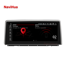 Navihua Android 9.0 Da 10.25 Pollici Auto Lettore DVD GPS Per BMW Serie 1 Serie 2 F20/F21 2013-2017 con Multimedia Bluetooth BT Video