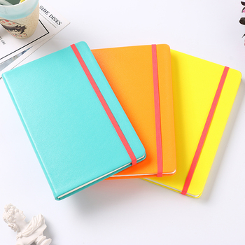 Myway Hot sale high quality wholesale bulk school notebook/ hardcover notebook a5/pu leather notebook