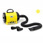 High power adjustable speed low noise dog cat hair dryer grooming pet dryer