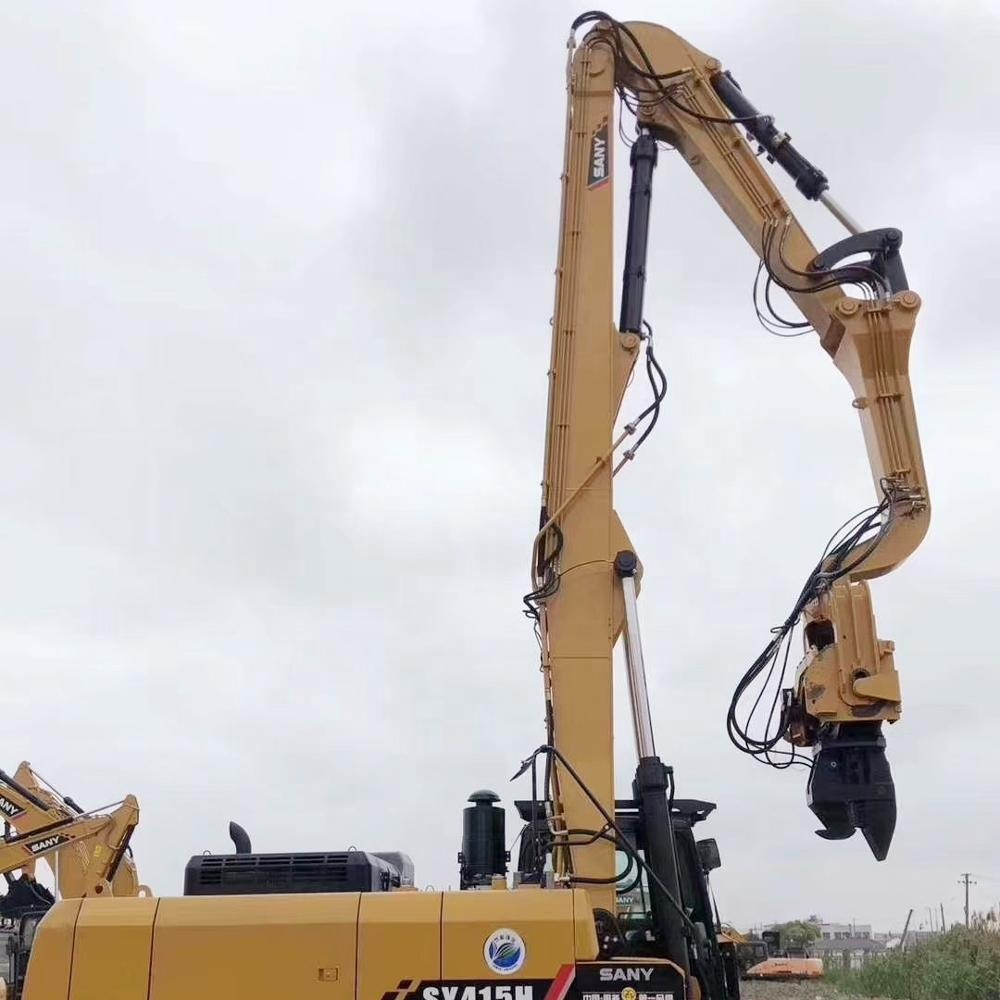 new released pile hammer supply for highway construction