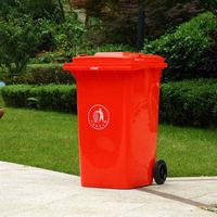 Best manufacturer good quality control trash can recycle