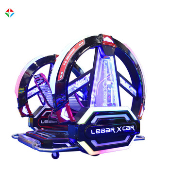 Investment Earn Money  Leswing Happy Car X Swing Ride Other Amusement Park Products Mall Amusement Rides 2 seats