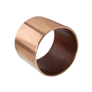 DU PTFE Coated Oilless Bronze Bushing With Competitive Price