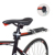 Beautiful aluminum alloy bicycle rear rack bicycle luggage carrier bike storage shelf accessories wholesales