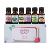 6 /10ml Aromatherapy Essential Oil  set Private Label Gift Set Oil For Diffuser Relaxation And Calming