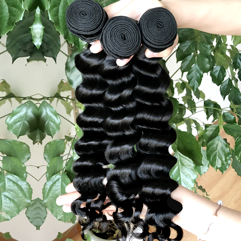 raw brazilian double weft 10a wholesale bundle 100% virgin cuticle aligned unprocessed <strong>human</strong> 1 donor hair set deal vendor