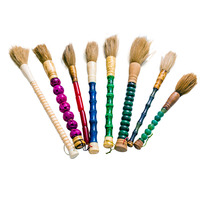 Chinese home handcrafts decoration accessories wholesale chinese new middle calligraphy writing brush