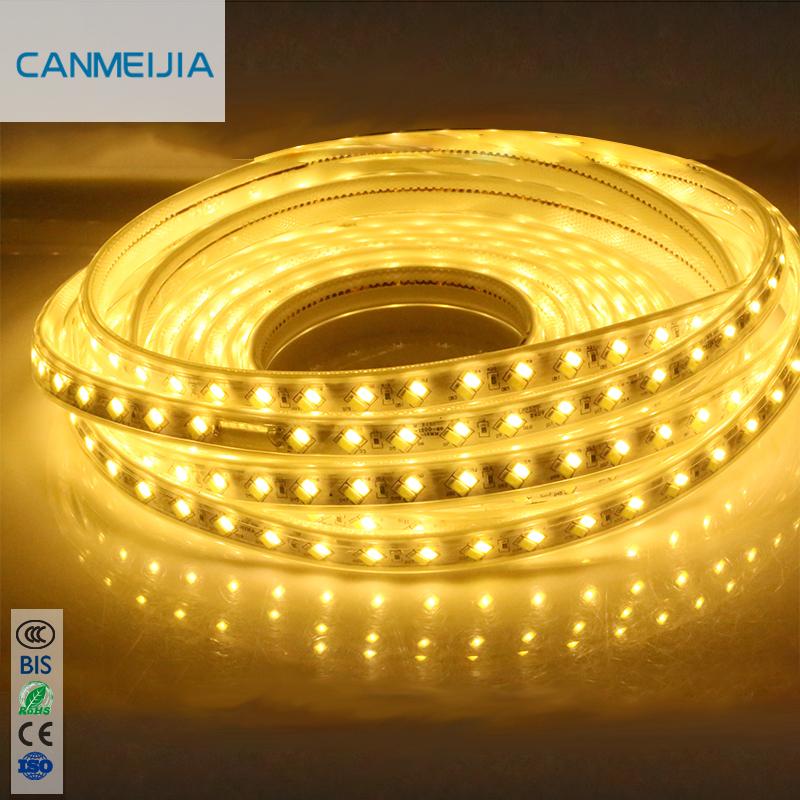 SMD 5730 Double Row 120chips/m Flexible Tape Color Changing Led Lights Stripe Cinta De Luces led 5730 Led Strip/Led Strip