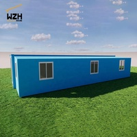 40FT China Hot Sell Moduler Expandable Container House mobile home