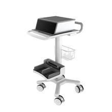 New ergonomico semplice trolley per tablet e ad ultrasuoni ECG monitor