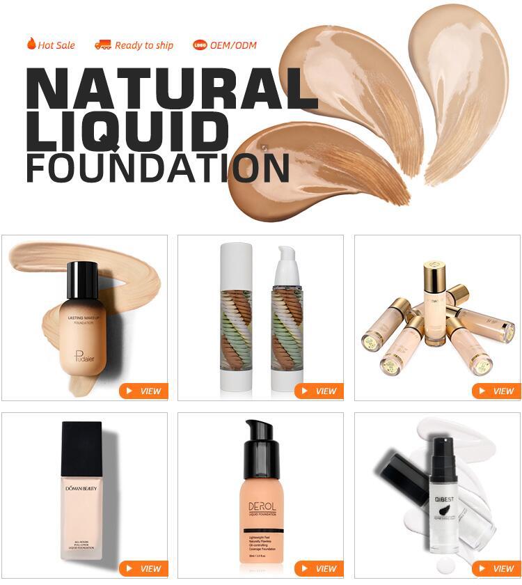 Professionele Make-Up Foundation Met Base Matte Foundation