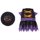 Comfortable Party High Fashion Dog Clothes Halloween Dog Dress How To Make Clothes For Your Dog