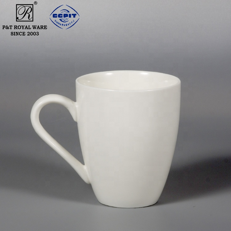 hotel plain porcelain coffee ceramic mug
