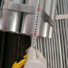 FACO tube!hot dip galvanzied steel gs galvanized weld pipe carbon erw
