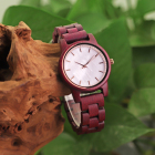 Relogio Masculino Wood Watch Women Top Luxury Brand Wrist Watches Famale Great Gifts for Her OEM