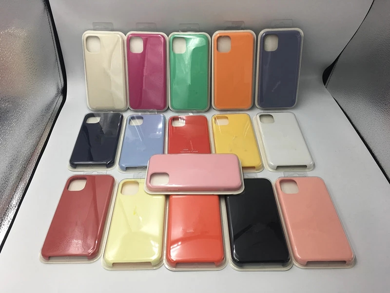 Оптовая продажа оригинальный логотип силиконовый чехол для iphone x 11 pro max, для iphone 11 pro чехол силиконовый