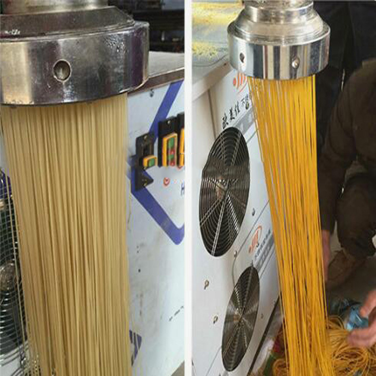 High Efficiency Macaroni Spaghetti Pasta Extruder Making Machine Pasta Maker Production Machine