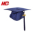Wholesale Shiny Royal Blue Kids Kindergarten Graduation Cap And Tassel