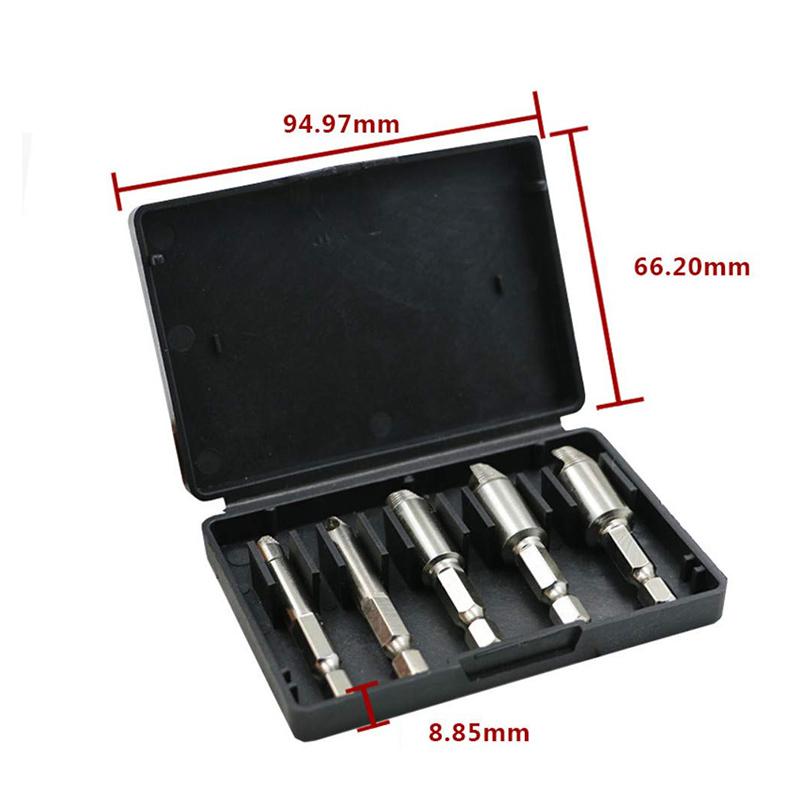 Externe Fasenwerkzeuge für heißes Entgraten Edelstahl Gratwerkzeuge