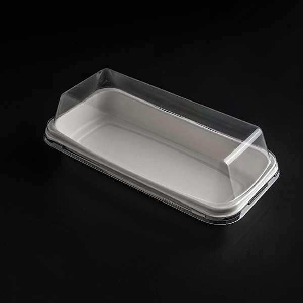 Custom rectangular frozen food packaging disposable baking food tray